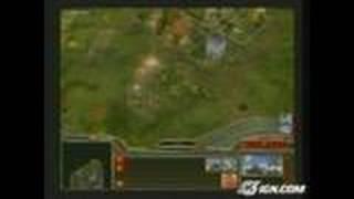 Command & Conquer Generals Zero Hour PC Games Gameplay