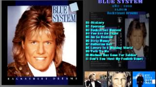 Watch Blue System Dont You Want My Foolish Heart video