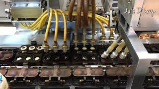 호두과자 만드는 기계소리 ASMR