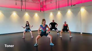 HIGH Fitness Toner Song #8