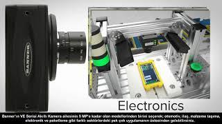 Yenilenen Tasarımıyla VE Serisi Akıllı Kameralar