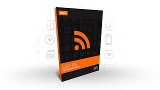 How to embed RSS feeds in seconds to Adobe Muse with Easy RSS