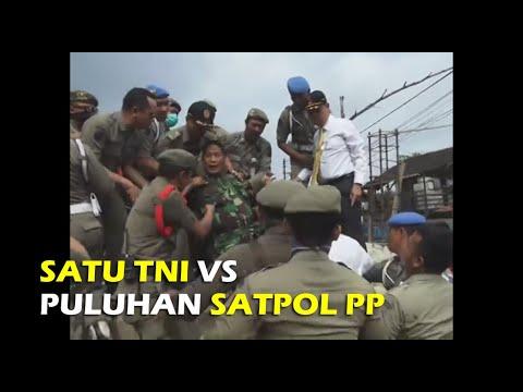 PEMBONGKARAN RUMAH, PEMILIK DAN OKNUM TNI TIDAK TERIMA PEMBONGKARAN YANG DILAKUKAN SATPOL PP Mp3