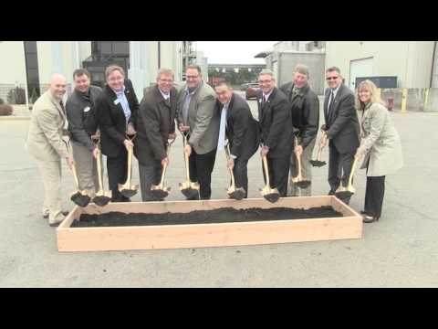 Renewable Energy Group Holds Ribbon Cutting and Groundbreaking for Madison