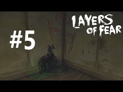 Stick Figures And Dolls | Layers Of Fear Part 5