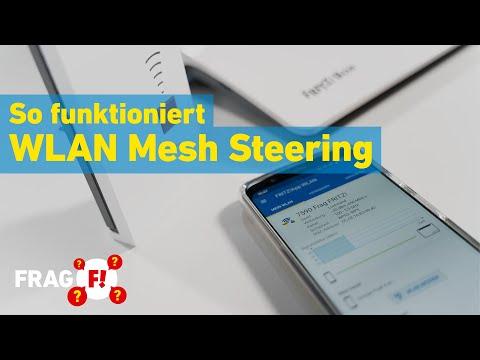 So funktioniert WLAN Mesh Steering | Frag FRITZ! 45