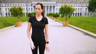 Barfußschuhe beim Sport? Sportlerin Lena testet leguano-aktiv-Schuhe