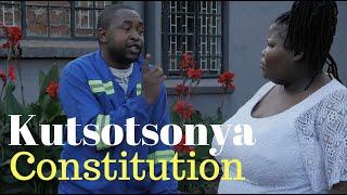 Kutsotsonya Constitution