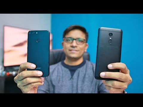 Honor 9 Lite Vs Xiaomi Redmi Note 5 Comparison - Your Questions Answered