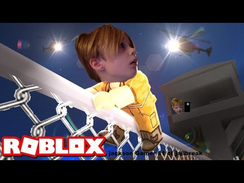 Roblox jailbreak #1 Run to jail!!!!