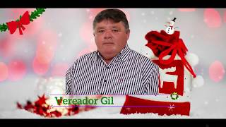 Mensagem do Vereador Gilvan Moura