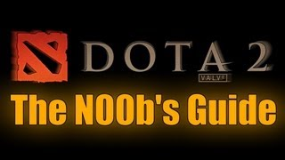 A Noob's Guide To DOTA 2 - The Adventures Of Riki And The Nerd Rage