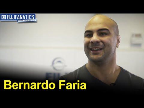 I Am A BJJ Fanatic: Bernardo Faria