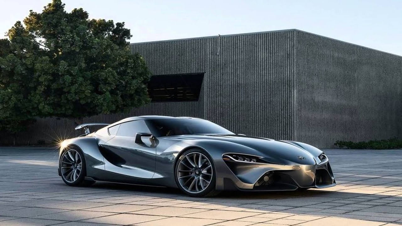 Toyota Ft1 Price >> 2017 Toyota Supra price Car Reviews, Specs and Prices - YouTube