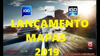 ATUALIZAÇÃO GPS 2019 Q2 (OUTUBRO 2019)- IGO8 + AMIGO + PRIMO + MENU