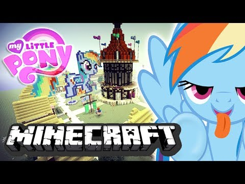 Equestria My Little Pony Minecraft Xbox Edition YouTube - My little pony skins fur minecraft
