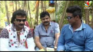 Cobra Movie On Location Press Meet | Duniya Vijay, Angana Roy | Latest Kannada Movie