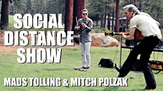 """Betty And Dupree"" Mitch Polzak & Grammy Violinist Mads Tolling 