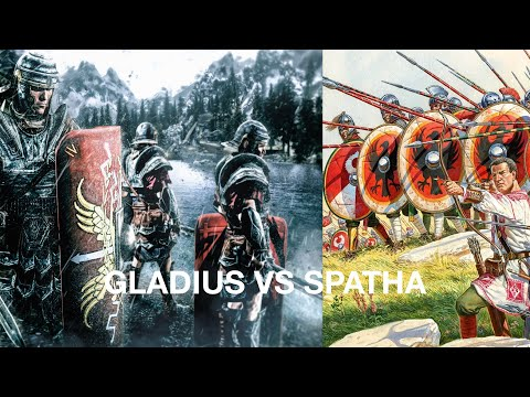 Why Did The Roman Legions Abandon The Gladius?