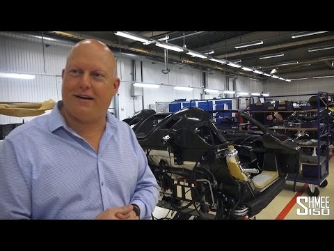IN DEPTH: Koenigsegg Factory Tour with Christian von Koenigsegg