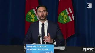 Education Minister Lecce on why Ontario backtracked on plan to re-open schools after April break