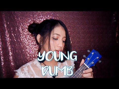 Young Dumb & Broke - Khalid (Ukulele COVER) || Vhiendy Savella