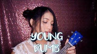 Young Dumb & Broke - Khalid (Ukulele COVER) || Vhiendy Savella