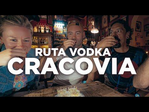 Ruta de Vodka por Cracovia. Guía Molaviajar