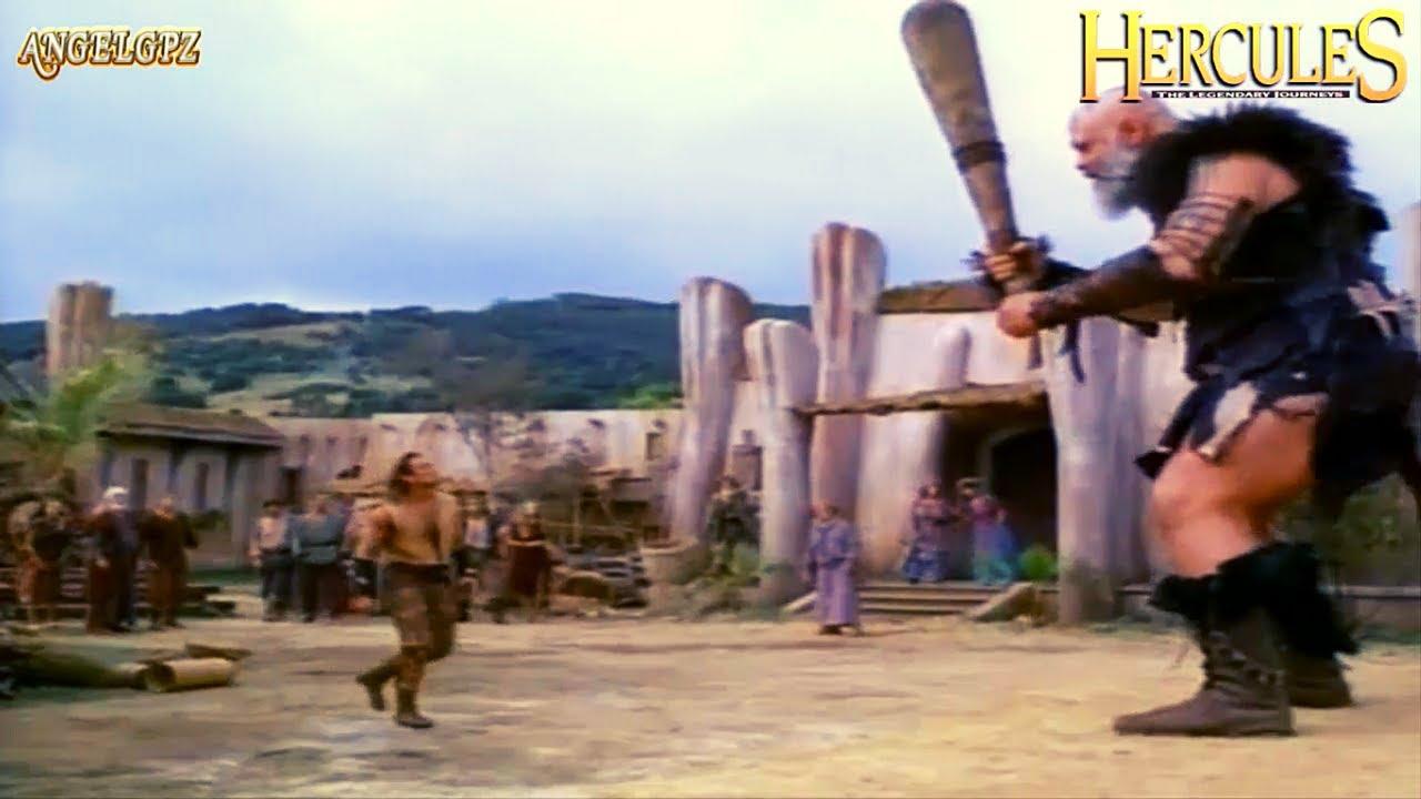 Download Hercules los viajes legendarios LA CUEVA DE LOS ECOS T2/Cap24-3