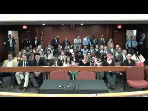 Georgia Medical Cannabis Working Group Hearing 2/1/2017
