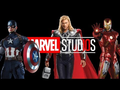 Marvel Cinematic Universe Speed Art - The Infinity Saga - By