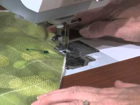Quick Quilted Placemats Youtube