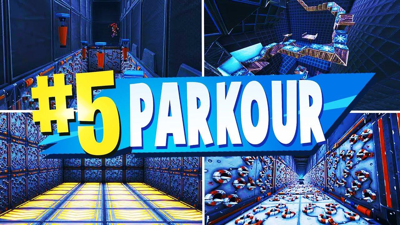 Fortnite Parkour Code
