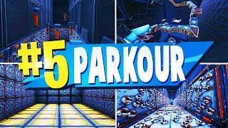TOP 5 Better PARKOUR Maps Than CIZZORZ DeathRun 2.0 In Fortnite | Fortnite Parkour Map CODES