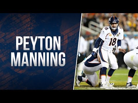 Top 10 All-Time Broncos Free Agents | No. 1 – Peyton Manning