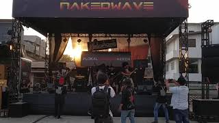 Disasterpiece - Darah Hitam Kebencian ( Burgerkill Cover ) live at aniversari Nakedwave 1.0