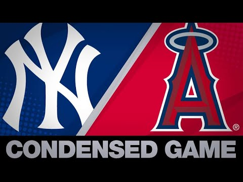 Condensed Game: NYY@LAA - 4/23/19