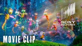 Smurfs: The Lost Village - Flowers Clip - At Cinemas March 31