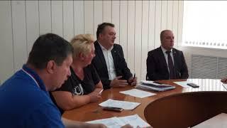 В администрации состоялось заседание комиссии по чрезвычайным ситуациям и пожарной безопасности