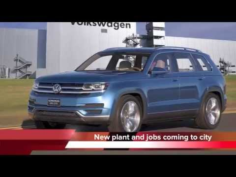 Yanfeng USA to build plant in Chattanooga