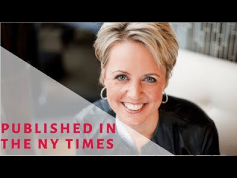I WAS PUBLISHED IN THE NEW YORK TIMES!  - Modern Love, Keeping the Boardroom Out of the Bedroom