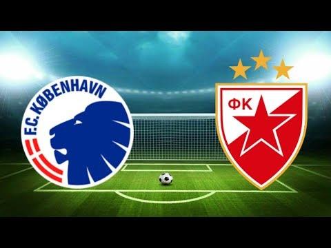 Копенгаген — Црвена Звезда 1:1(6:7 по пенальти). Лига Чемпионов 2019/20. Обзор матча