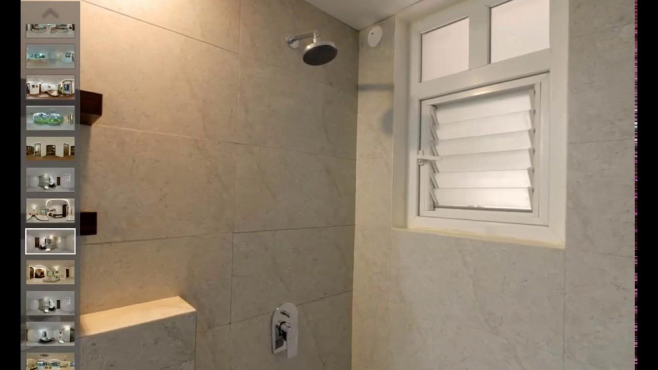 Bathroom Tiles Bangalore godrej united, sample flats, whitefield, bangalore, bathroom 01