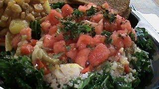 Super Kale And Quinoa Salad