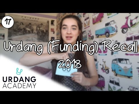Auditioning for Drama School: My Urdang (Funding) Recall 2018