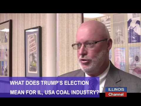 The Impact of a Trump Presidency on Illinois' Coal Industry