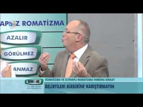 Romatizma ve iltihaplı romatizma arasındaki fark