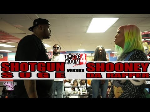 SHOONEY DA RAPPER vs SHOTGUN SUGE QOTR presented by BABS BUNNY & VAGUE