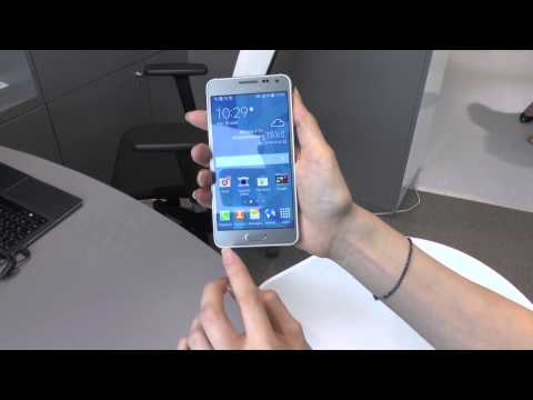 Samsung Galaxy Alpha : première prise en main