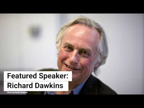 Vision Summit 2017 Speaker Highlight: Richard Dawkins